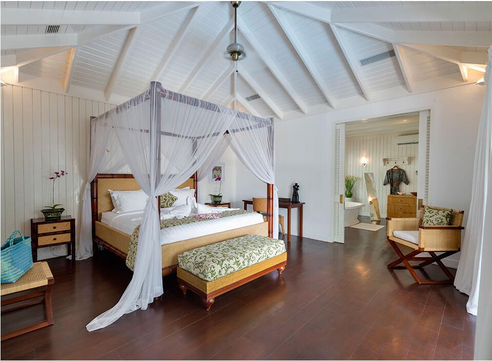 Villa Lulito - Master bedroom